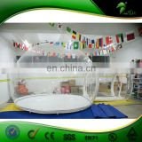 Outdoor Romantic Inflatable Clear Bubble Tent Camping Tent, Large Event Inflatable Dome Tent