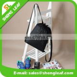 Graceful drawstring bags for sale black backpack with good quality
