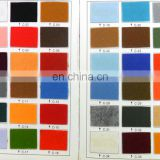 promotional colorful 1mm 2mm 3mm 4mm wool felt wholesale