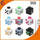 Hand Reduced pressure novelty toy magic fidget cube