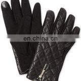Black Color Polo Gloves