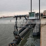 good quality small sand dredger/ sand Cutter Suction Dredger sale from China