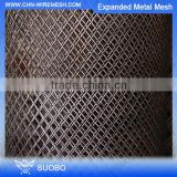 Stainless Steel Expanded Metal Wire Mesh Iso14000Expanded Plate Metal Expanded Metal Mesh Making Machine