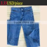 China factory cheap stock jeans pants women,stock lot jeans women pants,women jeans pants