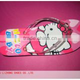 hello kitty high heel girls eva slipper