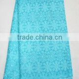 plain color swiss voile lace fabric J274-3