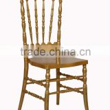 tiffany catering acrylic plastic high back crown royal chair for wedding in hotel furniture