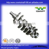 4G63 crankshaft MD187924/MD346022 for MITSUBISHI forklift/L200/L400/Monterosport/minibus motor accessories