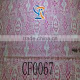High quality african cotton guipure lace fabric swiss cheap embroidery french cord guipure african lace fabric