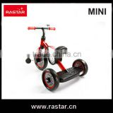 Rastar shopping bike BMW MINI licensed 3 wheel children bike bicycle