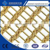 decorative wire mesh/flexible metal mesh fabric
