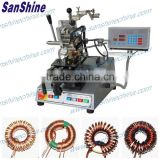 automatic toroidal transformer winding machine(SS900B6 series wire D 0.3~1.2mm) replace GORMAN toroidal winder