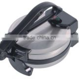 electric chapati roti maker/chapati roti make machine/ tortilla maker