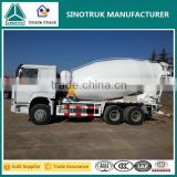 Concrete Mixer Truck Used In Building, Conctruction Mixer Truck