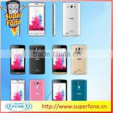 W5 4.0inch Spreadtrum7715 brand cell phones android smartphone