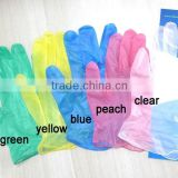 disposable PVC glove