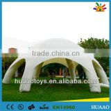 Commercial popular marquee inflatable tent for sale