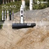 Small And Powerfull Affordable Vaporizer Pen Joyetech eGo AIO E Cigarette 1500mAh With Fantacstic Colors Child Proof