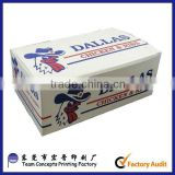 Custom printing Cardboard chicken wing box                                                                         Quality Choice