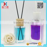 80ml, 200ml rectangle shape perfume oil bottles ; match rattan stick ;reed diffuser caps                                                                                                         Supplier's Choice