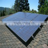 Normal Specification and Commercial Application pv solar asphalt shingle roof Mounting system