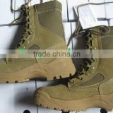 "8""Temperature Boot Thinsulate insulation boots Bell eville boots Men's USMC Hot Weather Desert Safety Toe Boot,Green Olive Shoes"