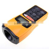 60feet/18m mini precision digital distance measuring mini portable cheapest ultrasonic laser meter with high quality