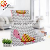 Hot sale dropship custom made micro fiber beach towel                                                                         Quality Choice