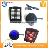 bicycle handle bar light/wireless remote control bicycle light/64 LED bike bicycle light                                                                         Quality Choice
