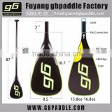 carbon/fiberglass adjustable stand up paddle board for 1piece/2piece/3piece                                                                         Quality Choice