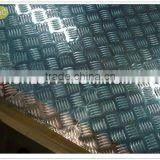 5000series Aluminum checkered plate for bus floor