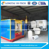 Electric Crucible Furnace for Glass Melting