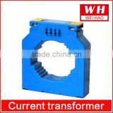 high voltage low small current transformer MES-100 current transformer iron core