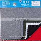 100%Polyester Cation Yarn Melange Pique Fabric