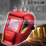 AF V350F-4 riland welding helmet protection for welding red predator welding helmet