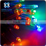 Christmas Xmas Party Birthday Wedding Home & Outdoor Decoration 8 Lights Flashing Mode Curtain Fairy String Light
