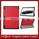 Lenovo TAB2 A10-70 Tablet case Ultra Leather Stand Case Cover Back Skin