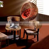 Coffee furniture set - Water hyacinth material product