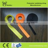 webbing sling belts (lifting belt sling) slings