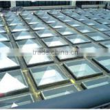 4mm/6mm/8mm/10mm polycarbonate hollow sheet Awning Carport Skylight Greenhouse Soundproof Dome roof