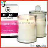 All Natural Wax Soy Fragrance Choice Wholesale Scented Candles