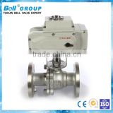 mini motor electric ball valve dn20