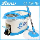 2015 Floor Spark Mate Magic Cleaning Catch Hurricane Spin Mop By Crystal With Stainless steel or Plastic Pedal