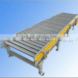 JS Double chains driving roller conveyer, Power roller conveyor