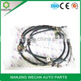ODM avaliable auto parts brake system brake cable with steel material for chevrolet N 100 chinese car