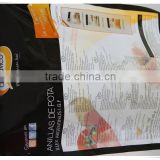 Chili sugar coffee cream lavender sauce plastic sachet printing packaging packing bag