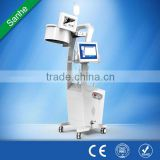 CE approved best 650 nm diode laser hair growth machine for hair loss treatment and hair transplantation in Chinese market