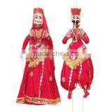wood puppet, puppets for sale, indian puppets made in India Rich Art And Craft