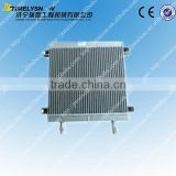 changlin W-08-00055 radiator oil cooler for zl30h wheel loader