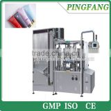 The newest RGF-160 aluminium tube filling and sealing machine